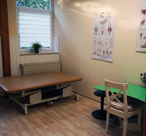 DIE PRAXIS Melle: Behandlungsraum